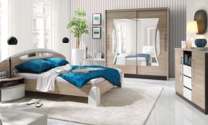 Set of furniture in the bedroom B6611