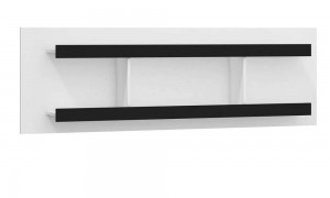 Suspended shelf 180x58 cm