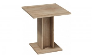 Dining table 75x75 cm