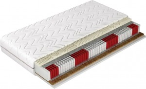 Multipocket mattress Elastic Thermo 23 cm