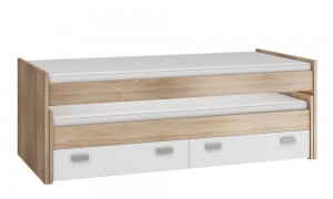 Two-level bed for children K7328