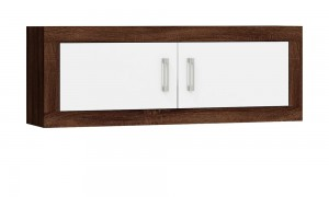 Wall cabinet 130x46 cm