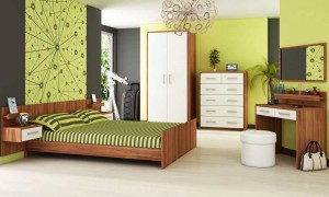Bedroom furniture set VEXY