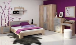 Bedroom furniture set VIOLLA