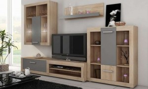 TV stand 190x42 cm